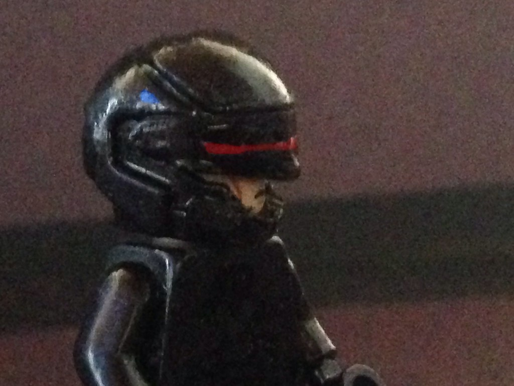 New K-Soul Robocop Original and Remake Statues - The Toyark - News
