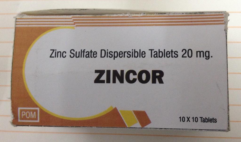 Zincor Zinc Tablets Corona Remedies Pvt Ltd India Ph Flickr