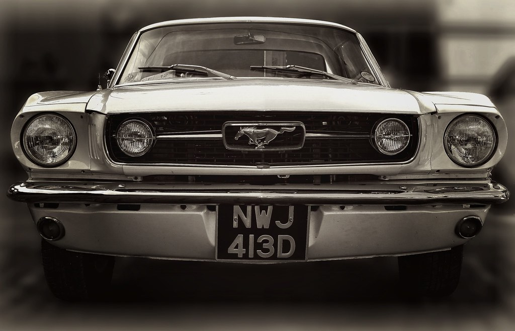 Old Mustang. Car Of The Week Mustang Gt Old Cars Weekly With Old ...