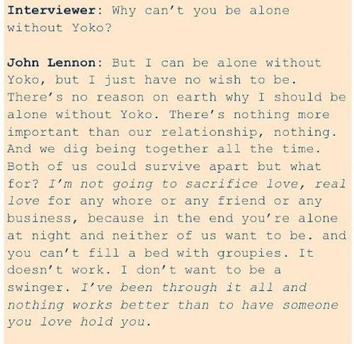 Love Finds You Quote: #lovequote #Quotes #heart #relationship #Love John Lennon