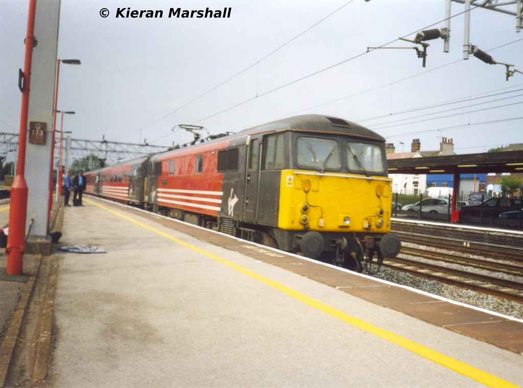 ... 87003 departs Stafford, 5/8/04 | by hurricanemk1c