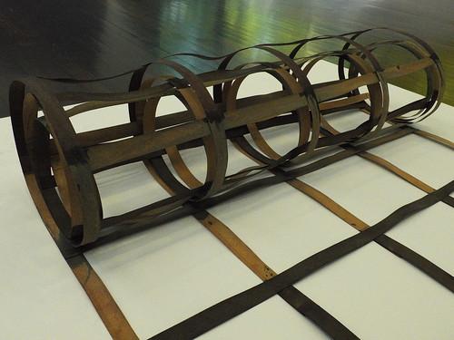 daniel dezeuze 1942 al s gard echelle ladder det 197. Black Bedroom Furniture Sets. Home Design Ideas