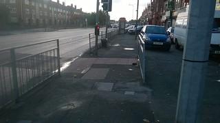 Chester Road Railings