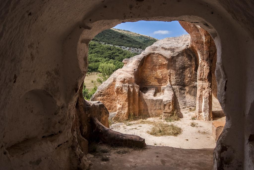 Ermita Rupestre de San Pedro de Argés