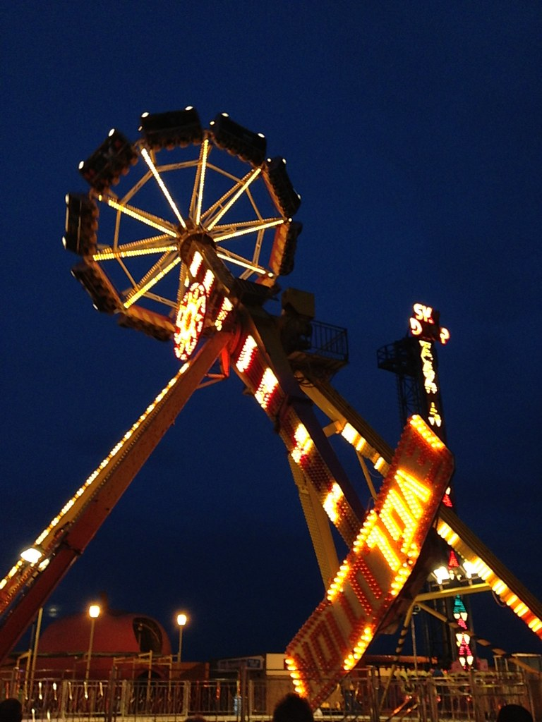 Great yarmouth pleasure beach evolution night coaster scenery jpg 768x1024  Great yarmouth pleasure beach night pictures