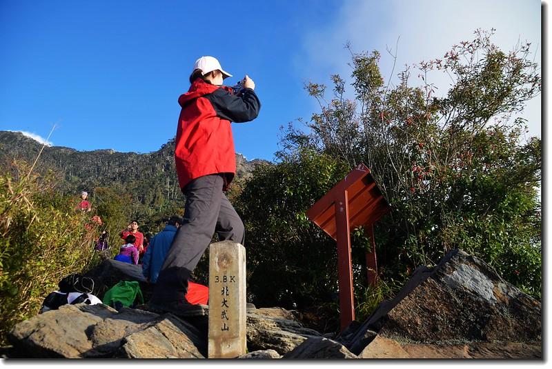 北大武山登山步道3.8K光明頂 2