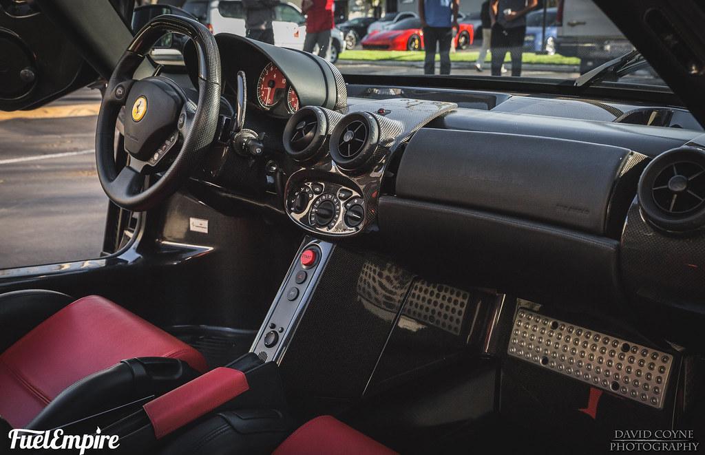Ferrari Enzo Interior Davidcoynephotography Flickr