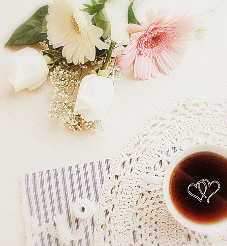 tea time | by The Stitch Pattern