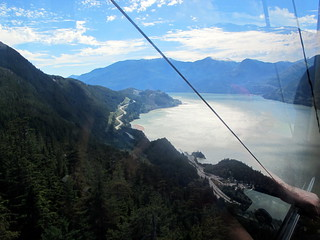 Sea to Summit Gondola View | by Canadian Veggie
