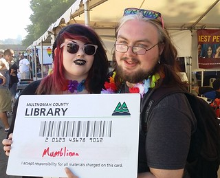 Portland Pride Festival | by Multnomah County Library