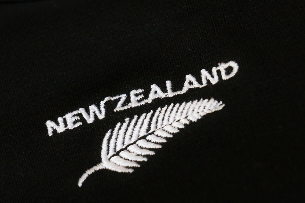 16116 Logo Or Emblem The Silver Fern Worn With Pride By Flickr