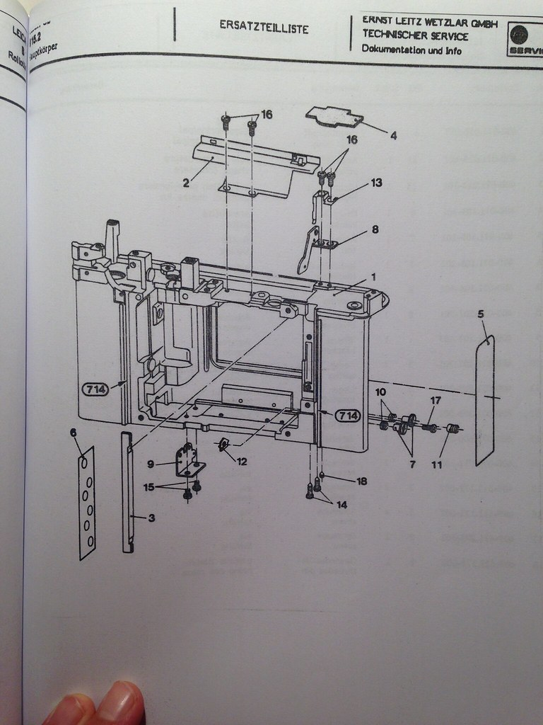 Leica cl repair manual | random extracts | alexander rutz | flickr.