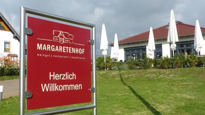Weingut, Restaurant und Konditorei Margaretenhof in Schwabenheim