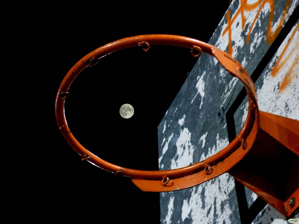 La Luna Y El Aro Juantiagues Flickr