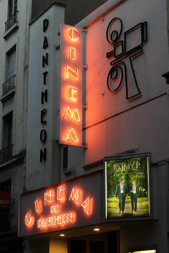 Cinéma du Panthéon, Paris