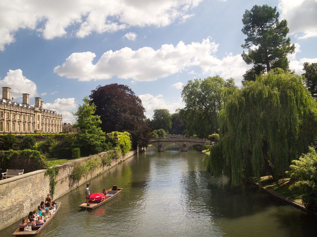 River View, Cambridge