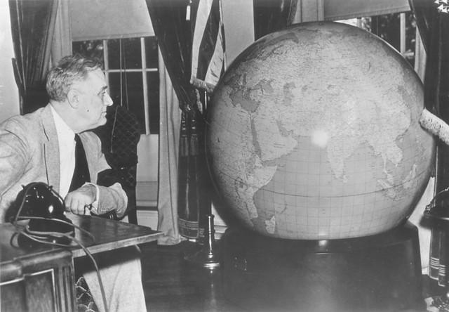 President_Roosevelt_OSS_Globe