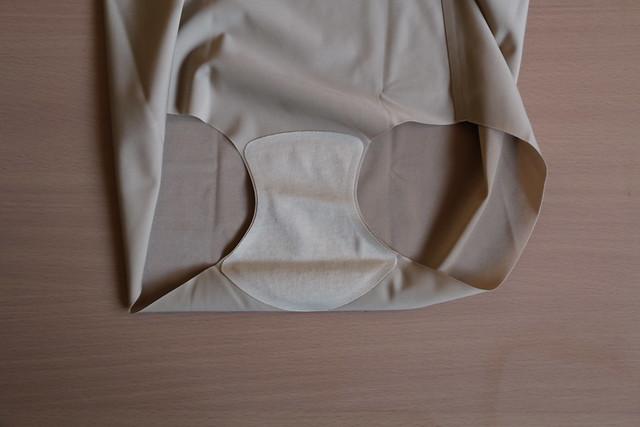 SMOON 無縫製 ブラジャー ショーツ シームレス ノンワイヤーブラジャー スムーン