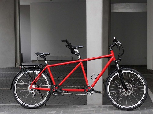 COMPACT tandem Rohloff | by VELOGICAL