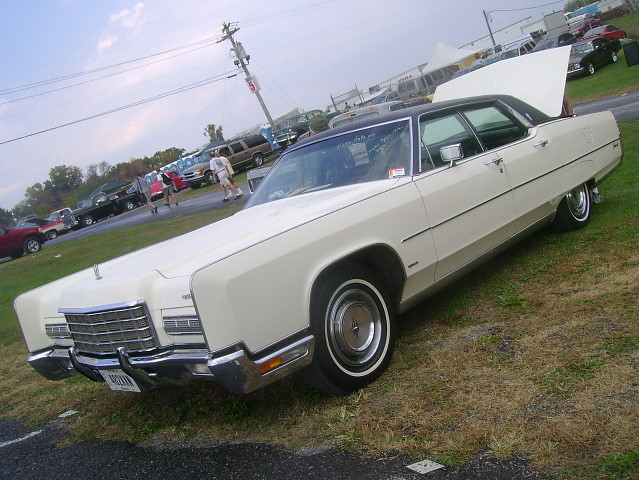 1972 Lincoln Continental Town Car Fall Carlisle October 5 Flickr