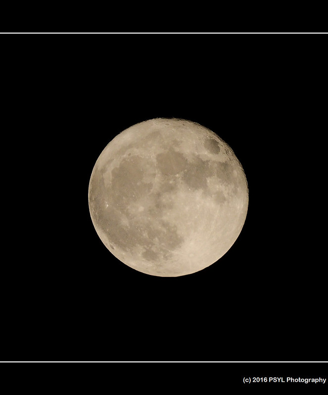 Supermoon on Nov 14, 2016