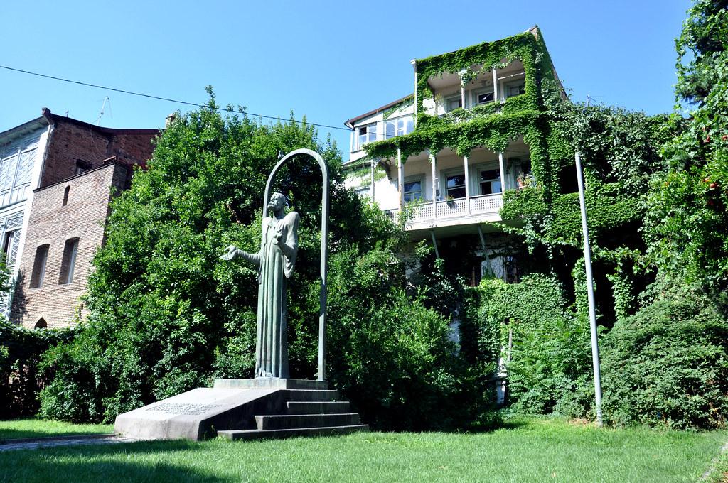 18 Достопримечательности Тбилиси