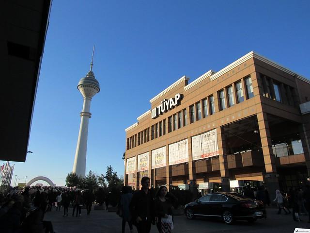 Tüyap İstanbul Kitap Fuarı ve Artist Sanat Fuarı 2016