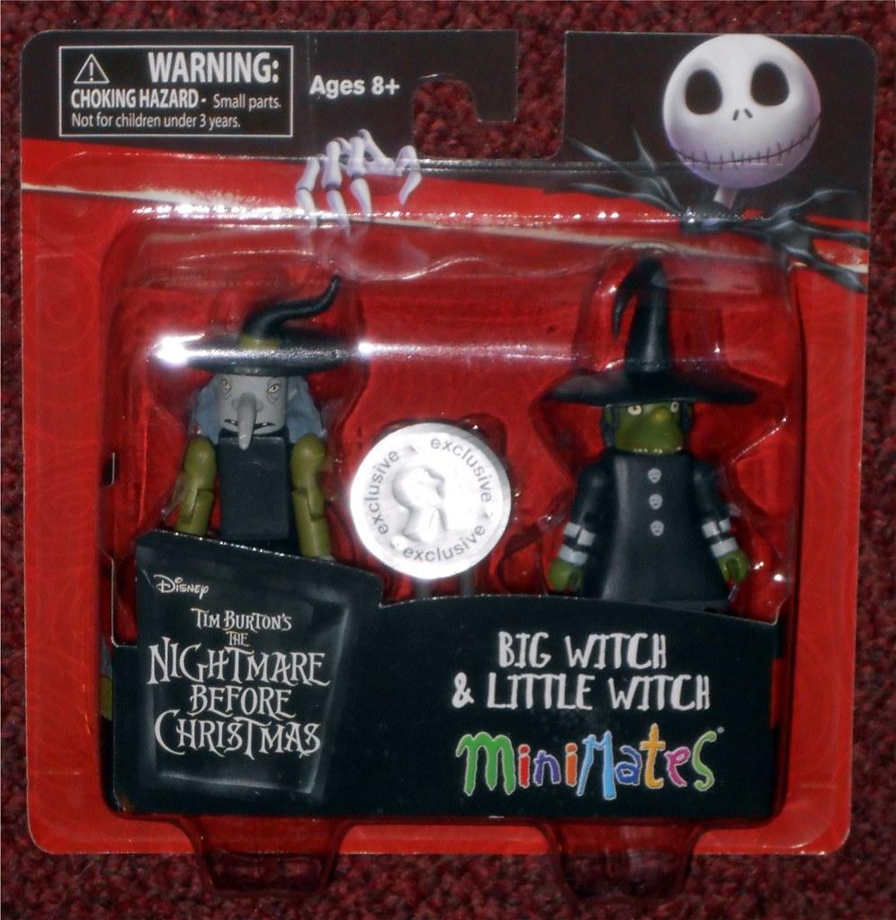 MiniMates - TRU Nightmare Before Christmas | MiniMates - Tim… | Flickr