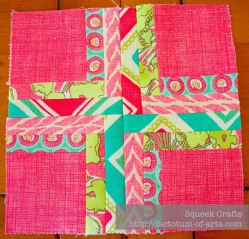 Tula City Sampler Block 2 | by SqueekCrafts