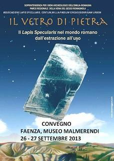 Galería nº 22 (Iº CONGRESO INTERNACIONAL SOBRE LA MINERÍA ROMANA DEL LAPIS SPECULARIS EN ITALIA)
