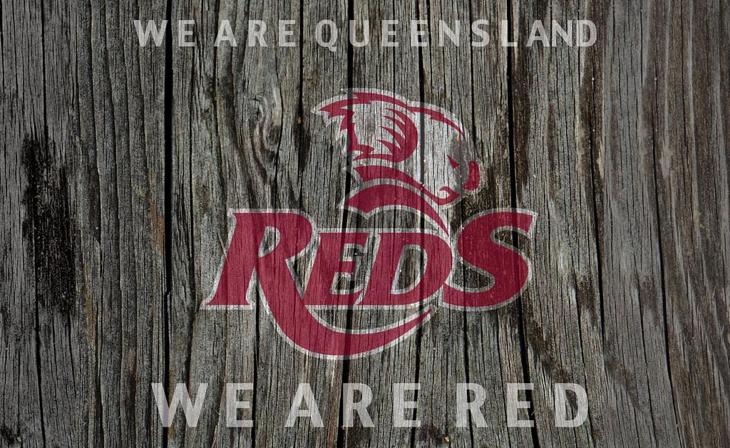 Queensland Reds Wood Wallpaper By Sunnyboiiii