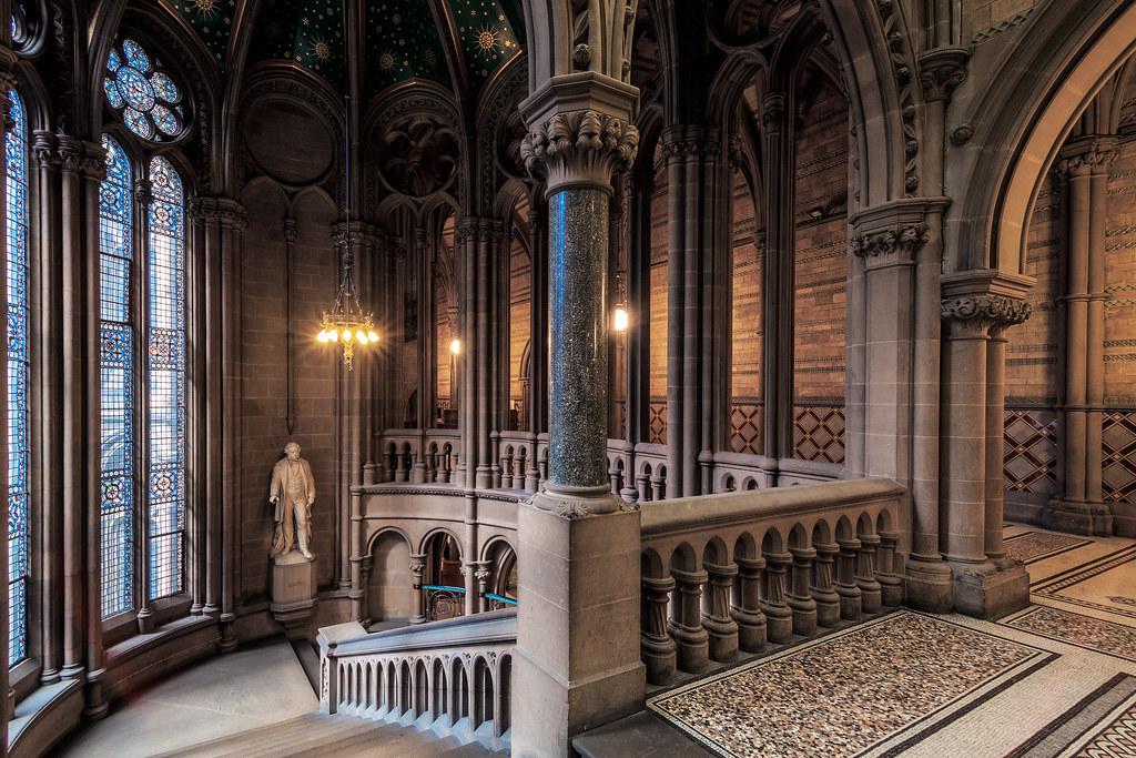 Neo Gothic Interior
