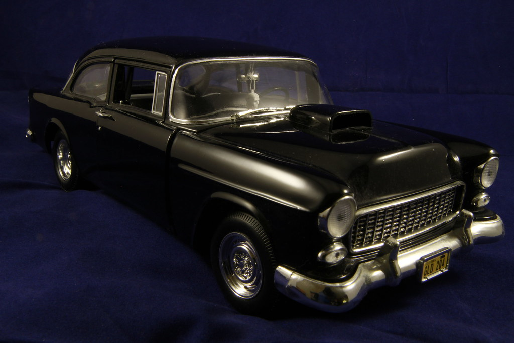 Ertl 1955 Chevrolet Bel Air American Graffiti Pasi Huhtala Flickr