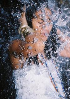 Mariene de Castro | Ensaio Fotográfico na Cachoeira da Vitória