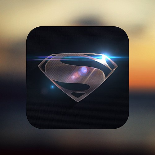symbol of hope man of steel superman rames