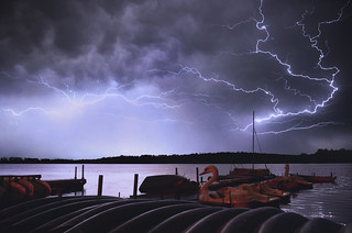 Lightning over Madison, WI 07-21-2013 571 | by Richard Hurd