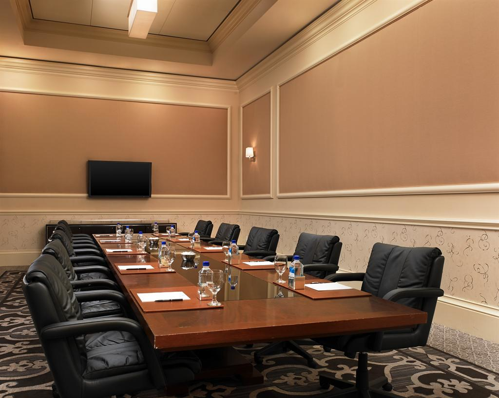 The St Regis Monarch Beach ResortNapoli Meeting Room Pre Flickr - Napoli conference table