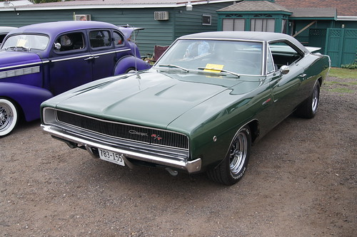 68 Dodge Charger R T North Star Chapter Studebaker