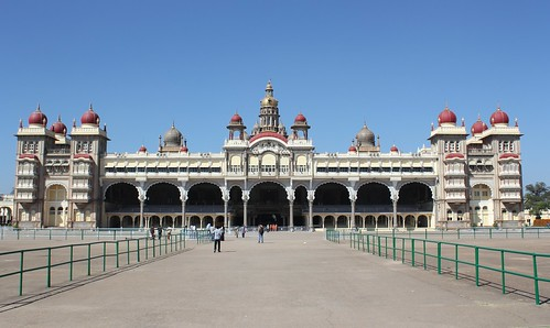 Mysore Palace | by Arian Zwegers