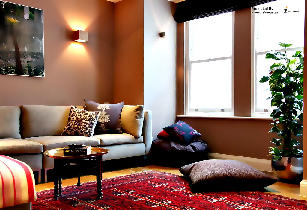 Modern Comfortable Romantic Living Room Interior Inspirati Flickr