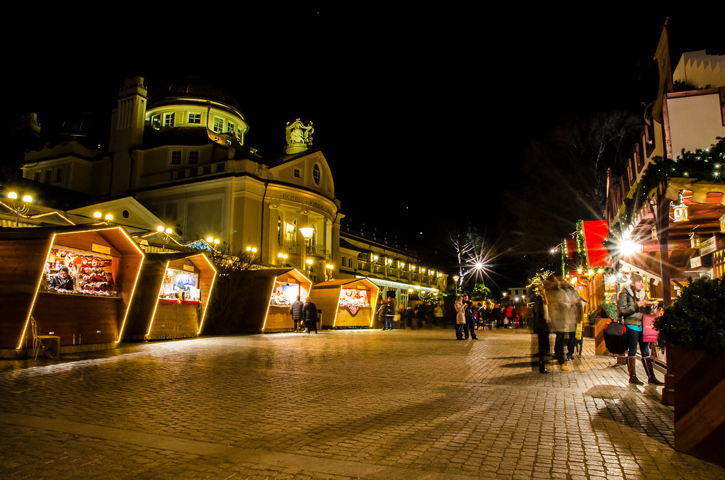 Meraner Weihnacht|Mercatino di Natale Merano | Bildnachweis … | Flickr