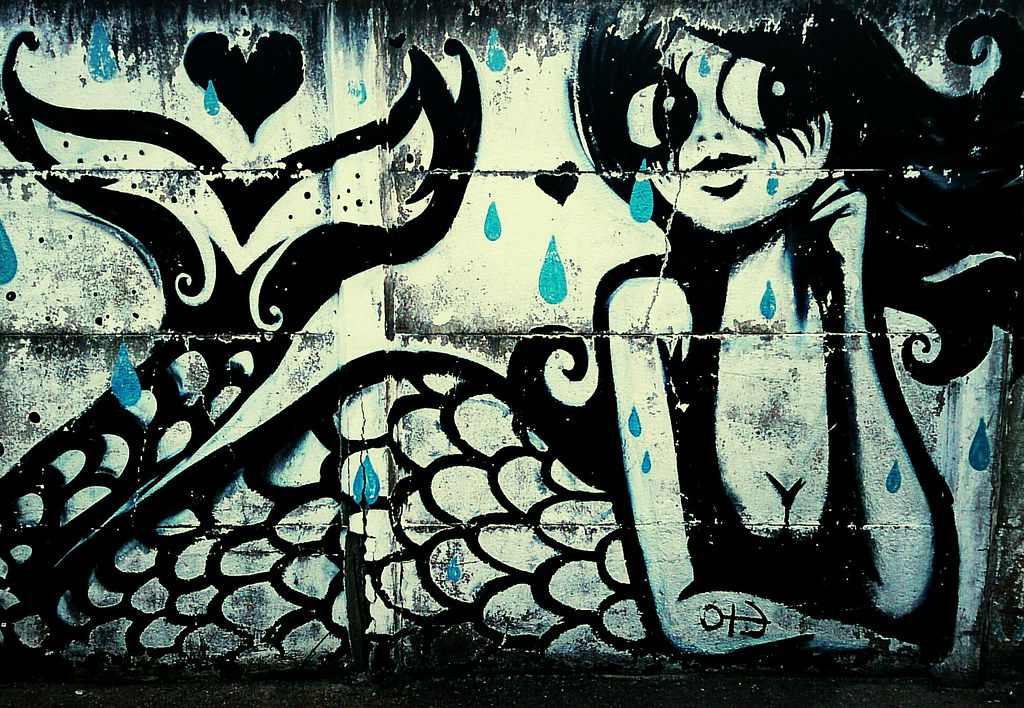 ARMN Trinity 64' Reefer Mermaid Graffiti (78)