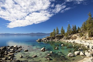 Secret Harbor Cove, Lake Tahoe. | by SteveD.