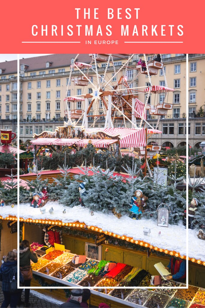 Christmas Markets Pinterest