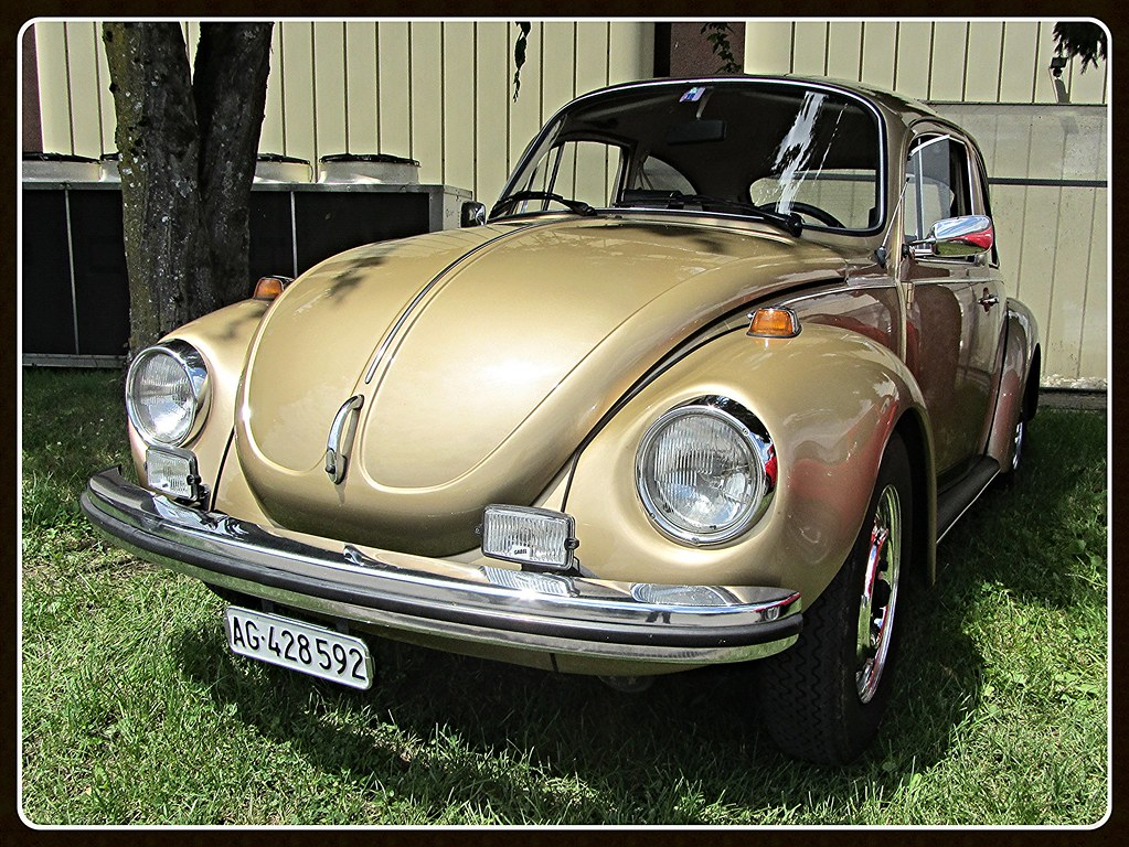 "... VW Beetle 1303 ""Big"" ..."