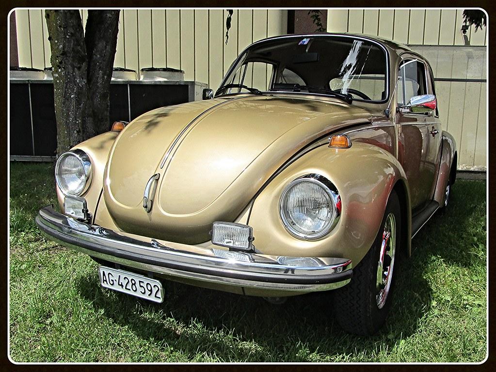 """... VW Beetle 1303 """"Big"""" ..."""