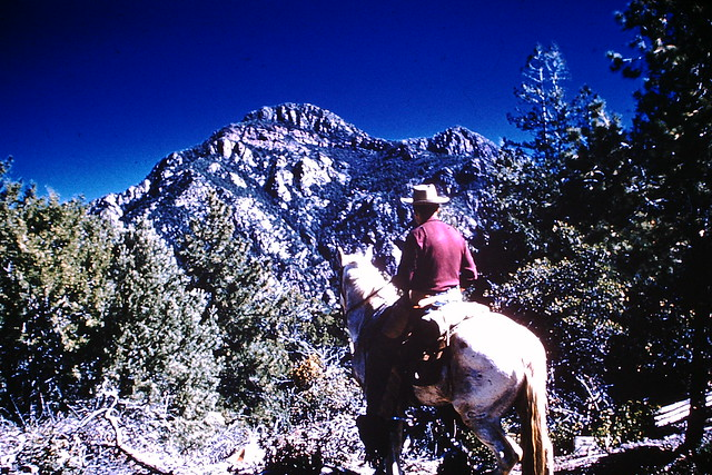 Mazatzal Mountains - Arizona - Early 1960's