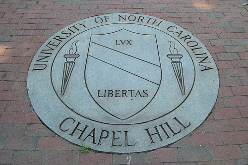 University of North Carolina at Chapel Hill School Seal | by yeungb