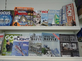 Magazine rack | by eltpics
