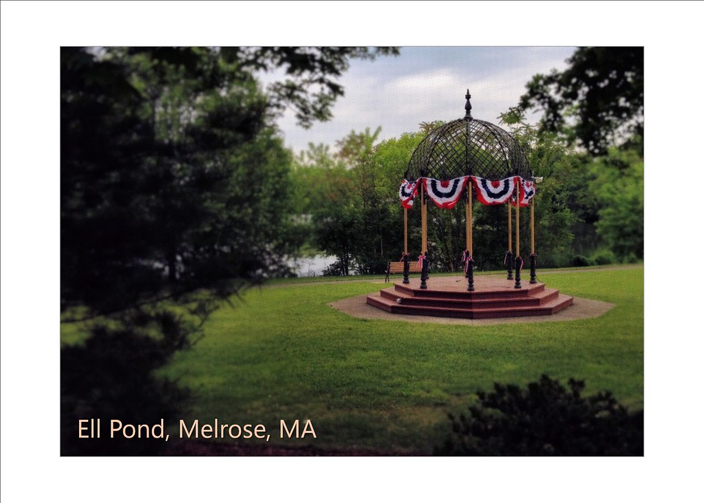 ... Rnolan1087 Melrose, MA: Ell Pond | By Rnolan1087